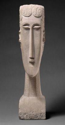 Amedeo Modigliani - Woman's - c 1912