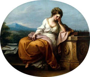 Angelica Kauffman - Composition