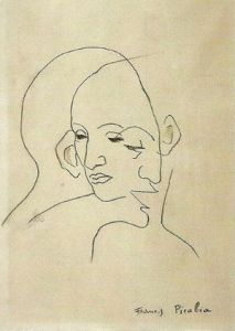 Francis Picabia - Transparence - c 1930
