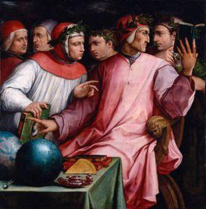 Giorgio Vasari - Boccaccio - Dante - Petrarca