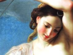 Pompeo Girolamo Batoni - Diana - detail - 1761