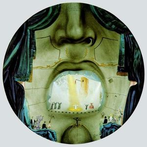 Salvador Dali - The Grand Opera - 1957