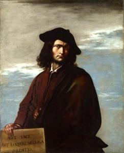 Salvator Rosa -Autoritratto - 1645