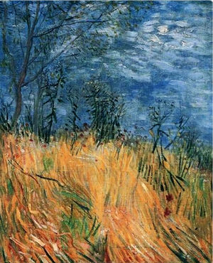 Vincent Van Gogh - Edge of a Wheatfield