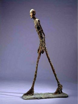 Alberto Giacometti - Walking Man