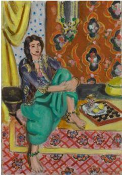 henri-matisse-seated-odalisque-1922
