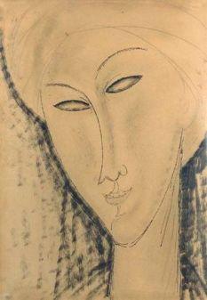 volto-di-donna-amedeo-modigliani